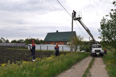 Інформація щодо планових перерв в електропостачанні